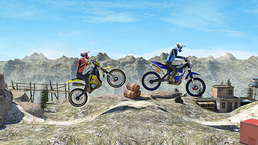 Stunt Bike Hero screenshot 7