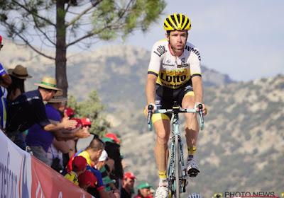 Opmerkelijk: Nederlander reed tussen etappe 8 en 19 met gebroken rib rond in Giro