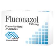 Fluconazol 150mg 2 Capsulas