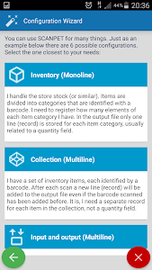 Barcode Scanner + Inventory v5.21