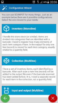 Inventory + Barcode Scanner
