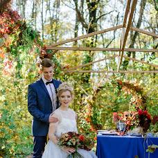 Wedding photographer Nika Goleva (nikoll). Photo of 16.11.2016