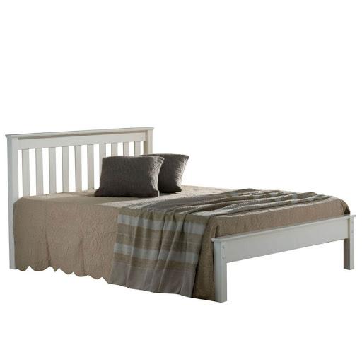 Birlea Denver Ivory Bed Frame