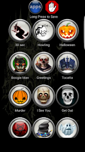 Scary SMS Ringtones- screenshot thumbnail