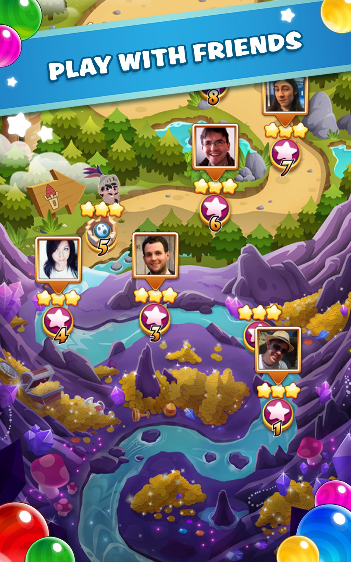 Bubble Blaze screenshot #15