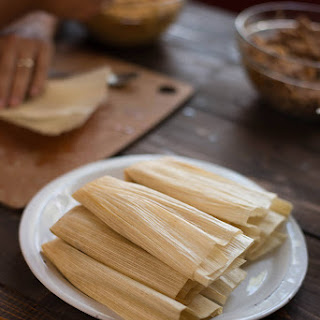 How To Make Pork Tamales.