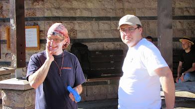 Photo: Ze Zvolena jsme se vydali do Nízkých Tater. Výstup jsme zahajovali z Donoval.