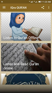 iQra Quran for PC-Windows 7,8,10 and Mac apk screenshot 2