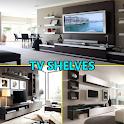 TV Shelves Design icon