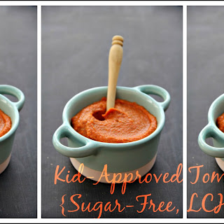 Kid-Approved Tomato Sauce.