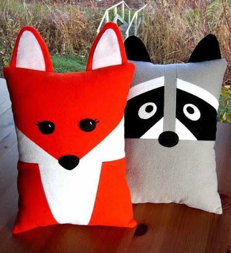 DIY装飾的な枕のアイデア