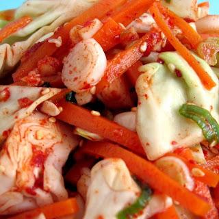 My Go-to Kimchi