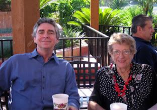 Photo: Terry Gashen, Mrs. (mama) Gashen