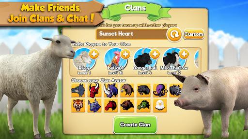 Farm Animal Family: Online Sim 1.3 de.gamequotes.net 4