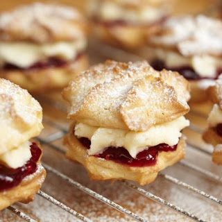 Viennese Whirl Biscuits Recipe