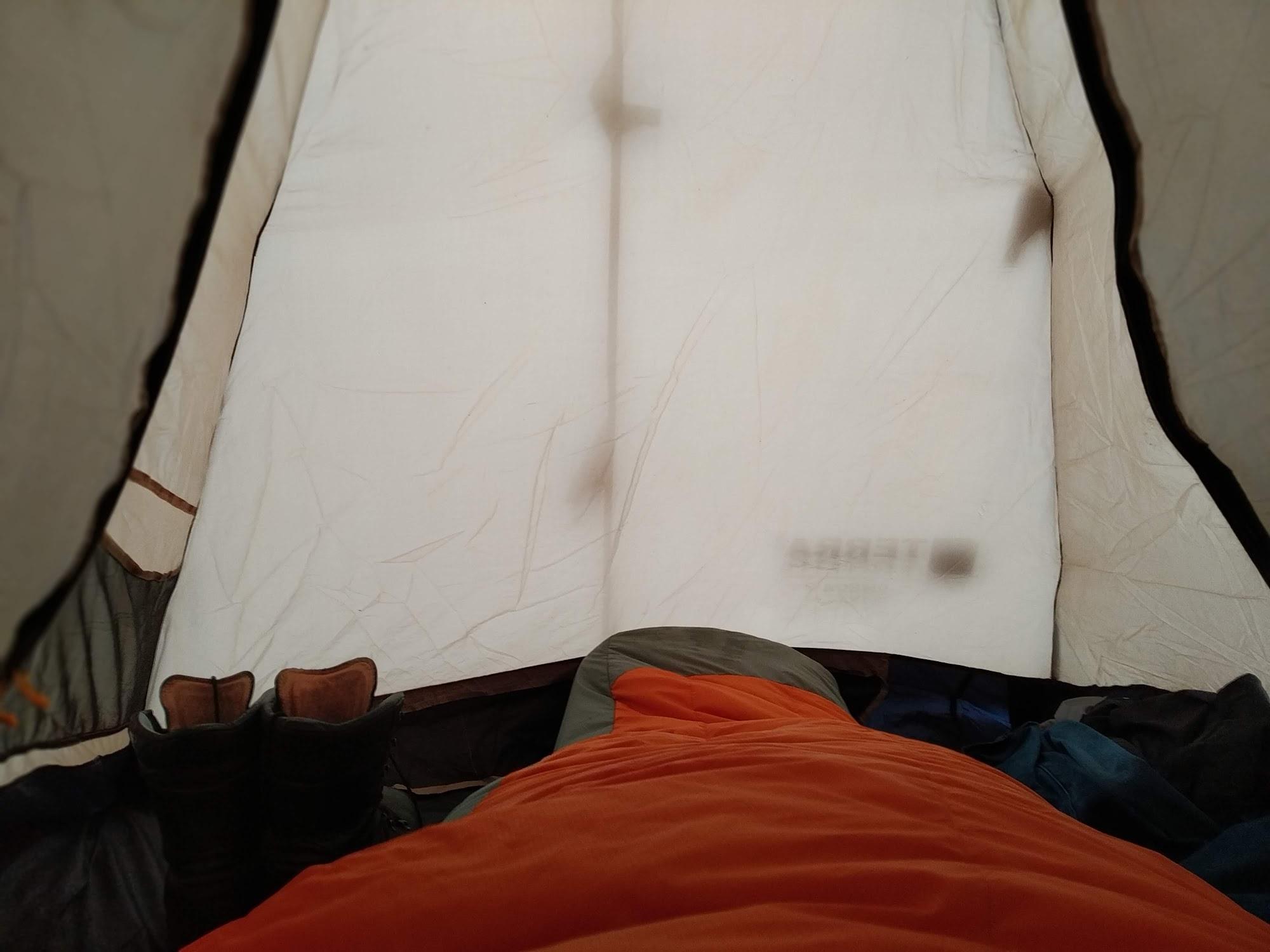Зимовий спальник Pinquin Expert
