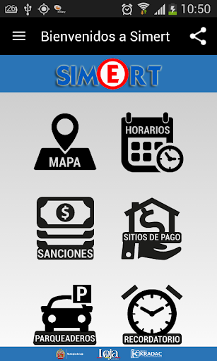 SIMERT Loja Ecuador