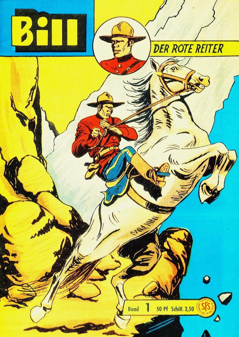 Bill der rote Reiter (1993)
