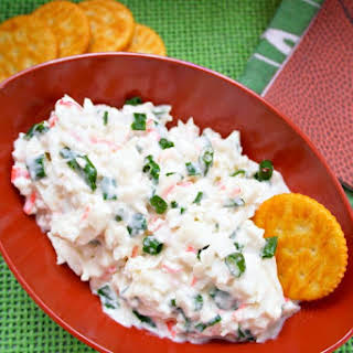 Cold Crab Dip Appetizer Recipes.