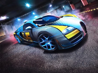 Download Asphalt 8: Airborn – the latest version of Asphalt 8 Android game + mod 5