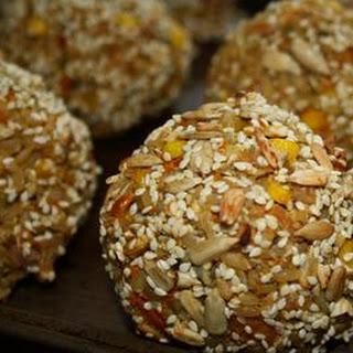 Vegan Rice Balls.