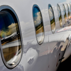 Windows by Leony Sibug - Transportation Airplanes ( airplane windows, plane windows, plane, airplane, aircraft, windows )