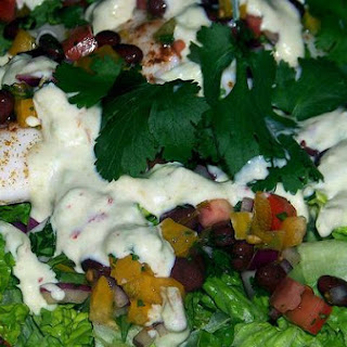 Chipotle Chili Tilapia Salad