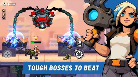 Bombastic Brothers Top Squad Mod Apk v1.2.344 (GOD, Dump Enemy) 3