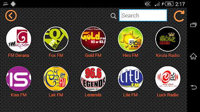 Sri Lanka Radio screenshot thumbnail