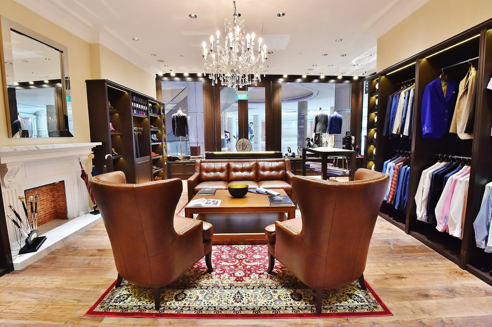 Singapore Tailor Guide_The Bespoke Club shopfront