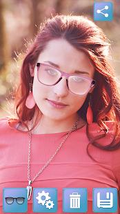 Sluneční Brýle Editor Fotek - náhled
