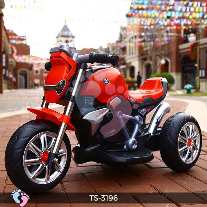 Xe mô tô điện cho bé TS-3196 7