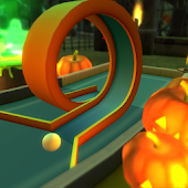 Mini Golf: Halloween