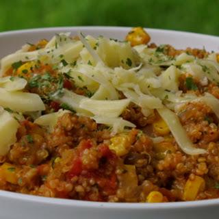 Spanish Quinoa Recipes