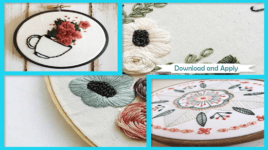 1000+ Best Embroidery Projects - náhled