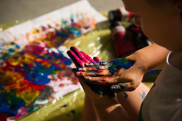 Creando con i colori