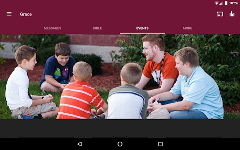 Grace Community Church- screenshot thumbnail