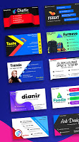 Digital Business Card Maker - Visiting Card Maker