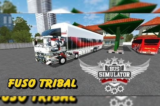 LIVERY BUSSID MOD TRUCK Indonesia 1.4 screenshots 1