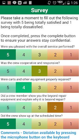 android GR MobileTech Screenshot 2