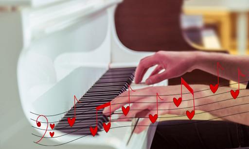 Perfect Real Piano Musical Keyboard Tunes App 2019 15.1 screenshots 1