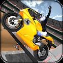 moto de corrida gt conluio icon