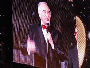 Photo: Москва. Олимпийский. 2011. Посол республики Азербайджан Палад Бюль Бюль Оглы