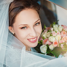 Wedding photographer Oksana Nazarova (allegoria). Photo of 08.05.2014