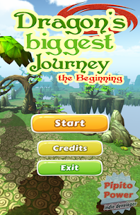Dragons Biggest Journey- screenshot thumbnail