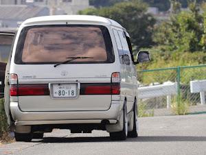 ハイエースワゴン RZH101Gのカスタム事例画像 ばたやん英六さんの2021年10月19日11:24の投稿