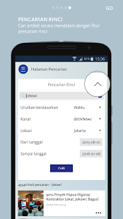 detikcom for PC-Windows 7,8,10 and Mac apk screenshot 5