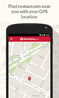 Domicilios.com - Order food screenshot 04