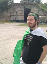 Photo: italian guy with cape