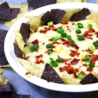 Chipotle Bacon Corn Cheese Dip Recipe
